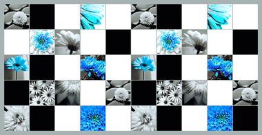 Декоративная панель ПВХ Джулия оптом