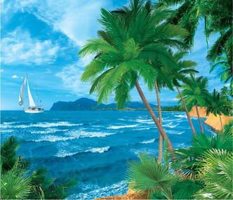 Фотообои Artdecor 15 листов Багамы оптом