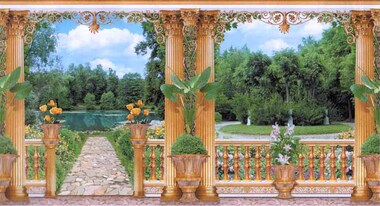 Фотообои Artdecor 24 листа Версаль оптом