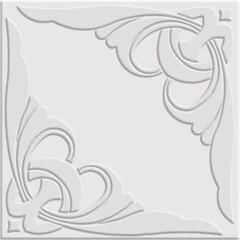 Плитка потолочная Антарес 18Л (40 м.кв.)