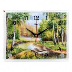 Часы настенные 2026-672