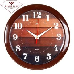 Паркет Часы настенные 2323-104