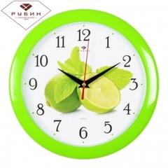 Часы настенные 2323-288 Лайм