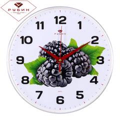 Часы настенные 2524-128 Ежевика
