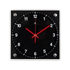 Часы настенные 2525-1243 Black