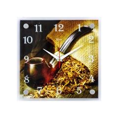 Часы настенные 2525-423 Табак