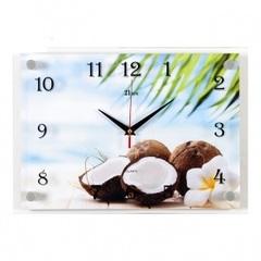 Часы настенные 2535-1215 Кокосы