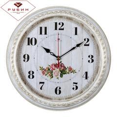 Часы настенные 2950-108 Садовые розы