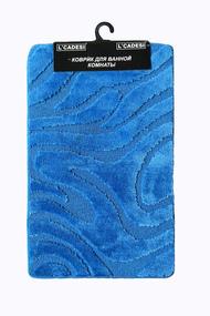 "Коврик для ванной ""L'Cadesi Lemis"" 1(50*80) 3014 blue оптом"