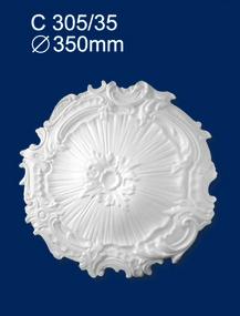 Розетка потолочная Солид 305C/35 оптом