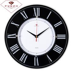 Часы настенные 3434-1021В Классика с римскими цифрами