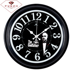 Часы настенные 3527-145 Godfather