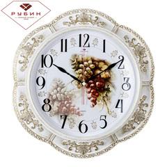 Часы настенные 3533-002 Гроздь винограда