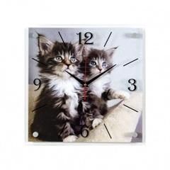 Часы настенные 3535-1155 Котята