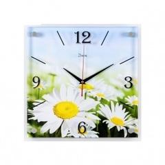 Часы настенные 3535-1157 Ромашки