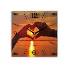 Часы настенные 3535-118 Любовь