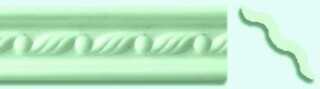 Плинтус Антарес 401-003 (зеленый)