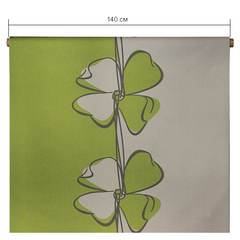 Клеенка ALBA 509878 Иллюзия зел
