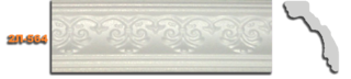 Плинтус Антарес 564-2л