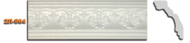 Плинтус Антарес 564-2л оптом