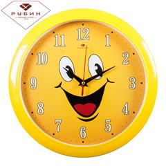 Часы настенные 6026-165 Смайлик