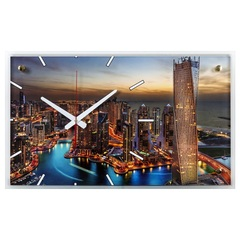 Часы настенные 6036-60 Мегаполис