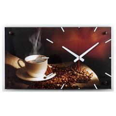 Часы настенные 6036-70 Кофе