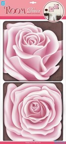 "Наклейка декор ""RoomDecor"" RCA 2405 Две розы оптом"