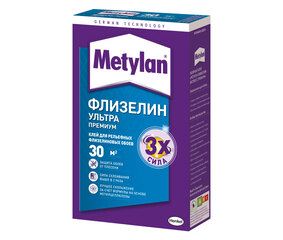 Клей Metylan Флизелин Ультра Премиум (250 гр.)